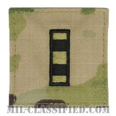 准尉 (CWO-4)(Chief Warrant Officer 4)[OCP/海軍階級章/ベルクロ付パッチ]の画像