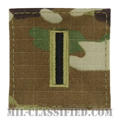 准尉 (CWO-5)(Chief Warrant Officer 5)[OCP/海軍階級章/ベルクロ付パッチ]の画像