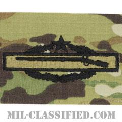 戦闘歩兵章 (セカンド)(Combat Infantryman Badge (CIB), Second Award)[OCP/パッチ]の画像