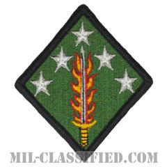 第20シーバーン(テロ災害対策)コマンド(20th CBRNE Command)[カラー/メロウエッジ/パッチ]の画像