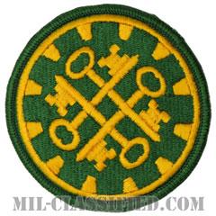 第177憲兵旅団(177th Military Police Brigade)[カラー/メロウエッジ/パッチ]の画像