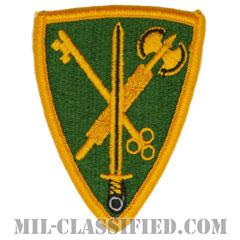 第42憲兵旅団(42nd Military Police Brigade)[カラー/メロウエッジ/パッチ]の画像