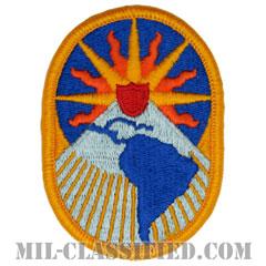 アメリカ南方軍(Southern Command)[カラー/メロウエッジ/パッチ]の画像