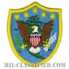 アメリカ北方軍(Northern Command)[カラー/メロウエッジ/パッチ]の画像