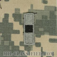准尉 (WO1)(Warrant Officer)[UCP(ACU)/階級章/キャップ用縫い付けパッチ]の画像