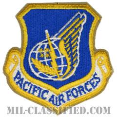 太平洋空軍(Pacific Air Forces)[カラー/カットエッジ/パッチ]の画像