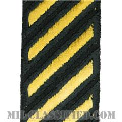 年功章(Service Stripe)[カラー(グリーン)/カットエッジ/男性用/パッチ]の画像