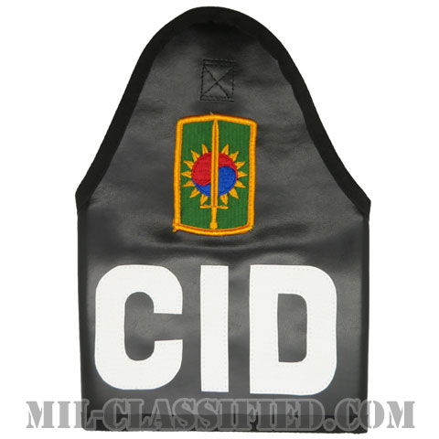 CID(第8憲兵旅団陸軍犯罪捜査司令部)(Criminal Investigation Command)[腕章(腕装着用)]の画像