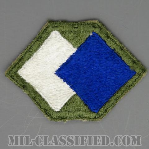 第96歩兵師団(96th Infantry Division)[カラー/カットエッジ/パッチ/中古1点物]の画像