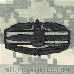 戦闘行動章 (セカンド)(Combat Action Badge (CAB), Second Award)[UCP(ACU)/パッチ]の画像