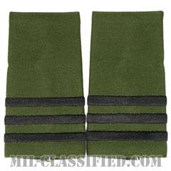 仮想敵部隊(対抗部隊)階級章(Opposing Force (OPFOR), Junior Sergeant)[サブデュード/ショルダー階級章/ペア(2枚1組)]の画像