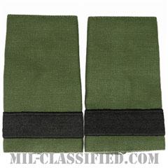 仮想敵部隊(対抗部隊)階級章(Opposing Force (OPFOR), Sergeant)[サブデュード/ショルダー階級章/ペア(2枚1組)]の画像