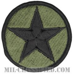 仮想敵部隊(対抗部隊)部隊章(Opposing Force (OPFOR), SSI)[サブデュード/メロウエッジ/パッチ]画像