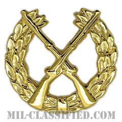 仮想敵部隊(対抗部隊)歩兵科章(Opposing Force (OPFOR), Infantry Branch Insignia)[カラー/兵科章/バッジ]の画像