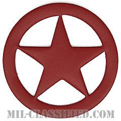 仮想敵部隊(対抗部隊)部隊章(Opposing Force (OPFOR), Cap (Beret) Badge)[カラー/帽章(ベレー章)/バッジ]の画像