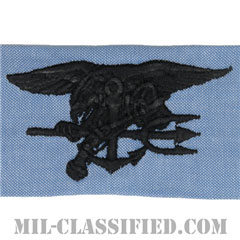 Special Warfare (SEAL) [シャンブレーシャツ/生地テープパッチ]の画像
