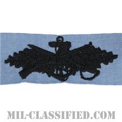 Seabee Combat Warfare Specialist [シャンブレーシャツ/生地テープパッチ]の画像