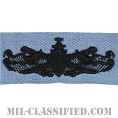 Enlisted Surface Warfare Specialist [シャンブレーシャツ/生地テープパッチ]の画像