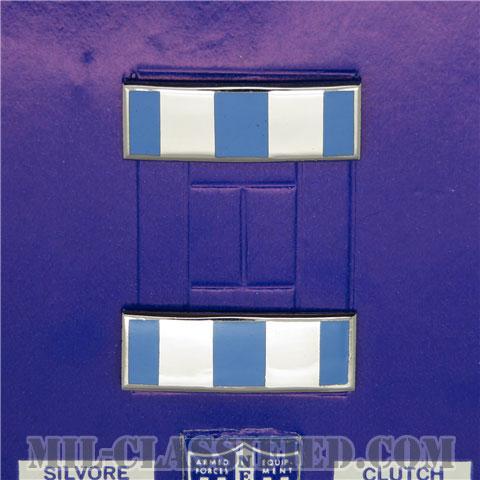 准尉長 (CW4)(Chief Warrant Officer 4)[カラー/空軍階級章(1960s-1970s)/バッジ/ペア(2個1組)/1点物]の画像