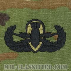 爆破物処理章 (ベーシック) (Explosive Ordnance Disposal (EOD), Badge, Basic)[OCP/パッチ]の画像
