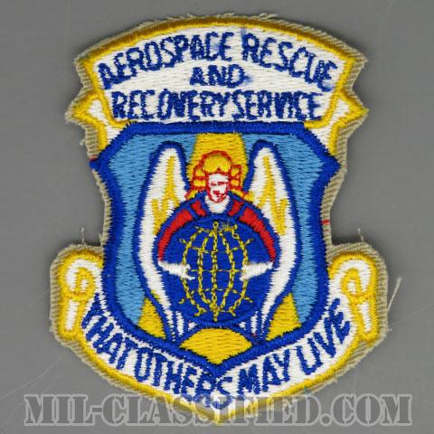 航空宇宙救難回収隊(Aerospace Rescue and Recovery Service (ARRS))[カラー/カットエッジ/パッチ/1点物]の画像