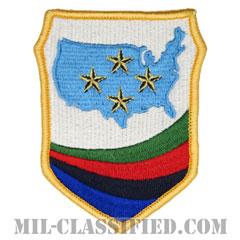 統合戦力軍(Joint Forces Command (USJFCOM))[カラー/メロウエッジ/パッチ]の画像