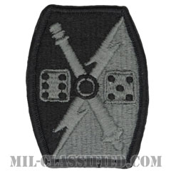 第65野戦砲兵旅団(65th Field Artillery Brigade)[UCP(ACU)/メロウエッジ/ベルクロ付パッチ]の画像