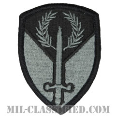 第401支援旅団(401st Support Brigade)[UCP(ACU)/メロウエッジ/ベルクロ付パッチ]の画像