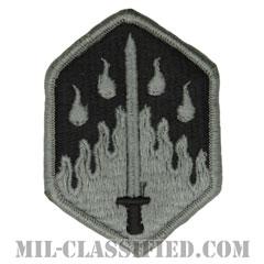 第48化学旅団(48th Chemical Brigade)[UCP(ACU)/メロウエッジ/ベルクロ付パッチ]の画像