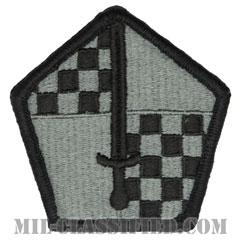 軍入隊処理コマンド(Military Entrance Processing Command)[UCP(ACU)/メロウエッジ/ベルクロ付パッチ]の画像