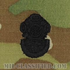 潜水員章 (2級)(Diver Badge, Second Class)[OCP/パッチ]の画像