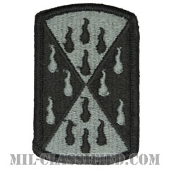 第464化学旅団(464th Chemical Brigade)[UCP(ACU)/メロウエッジ/ベルクロ付パッチ]の画像