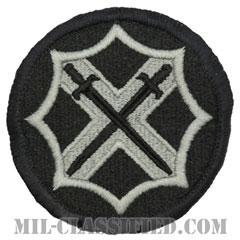 第142戦場監視旅団(142nd Battlefield Surveillance Brigade)[UCP(ACU)/メロウエッジ/ベルクロ付パッチ]の画像