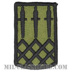 第115野戦砲兵旅団(115th Field Artillery Brigade)[サブデュード/メロウエッジ/パッチ]の画像