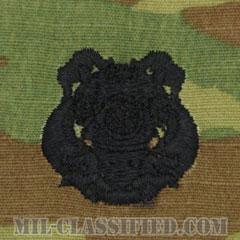 潜水員章 (1級)(Diver Badge, First Class)[OCP/パッチ]の画像