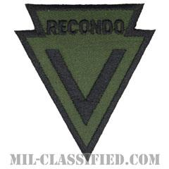 MACVリコンドースクール(MACV Recondo School)[サブデュード/カットエッジ/パッチ/レプリカ]画像