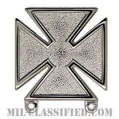 射撃技術章 (マークスマン)(Marksmanship Badge, Marksman)[カラー/鏡面仕上げ/バッジ]の画像