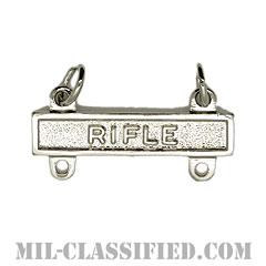 射撃技術章用バー (ライフル)(Qualification Bar, RIFLE)[カラー/鏡面仕上げ/バッジ]の画像
