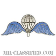 ベルギー王国軍空挺章(Foreign Parachutist Badge, Belgium)[カラー/バッジ]の画像