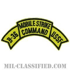 Special Forces Operational Detachment B-36, 3rd Mobile Strike Force Command [カラー/カットエッジ/パッチ/レプリカ]画像