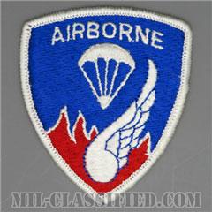 第187空挺歩兵連隊/第187空挺戦闘団(187th Airborne Infantry Regiment)[カラー/メロウエッジ/パッチ]の画像