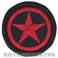 仮想敵部隊(対抗部隊)部隊章(Opposing Force (OPFOR), Cap (Beret) Badge)[カラー/帽章(ベレー章)/パッチ]の画像