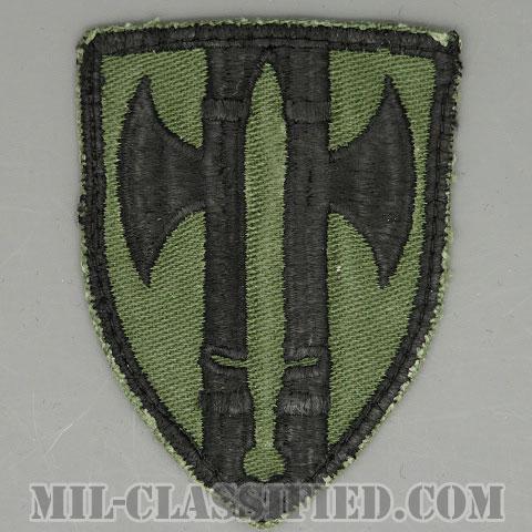 第18憲兵旅団(18th Military Police Brigade)[サブデュード/カットエッジ/パッチ/中古1点物]の画像