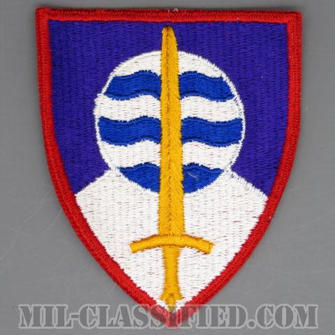 スプリングヒル大学予備役将校訓練課程(Spring Hill College ROTC)[カラー/カットエッジ/パッチ]の画像