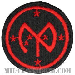 第27歩兵師団(27th Infantry Division)[カラー/メロウエッジ/パッチ]の画像