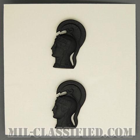 婦人科章(Women's Army Corps)[サブデュード/兵科章/1969年ロット/バッジ/ペア(2個1組)]の画像