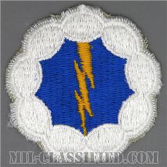 第9空挺師団(9th Airborne Division)[カラー/カットエッジ/パッチ/レプリカ]の画像