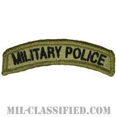 ミリタリーポリスタブ(Military Police Tab)[OCP/メロウエッジ/ベルクロ付パッチ]の画像