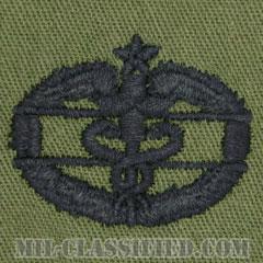戦闘医療章 (セカンド)(Combat Medical Badge (CMB), Second Award)[サブデュード/パッチ]の画像
