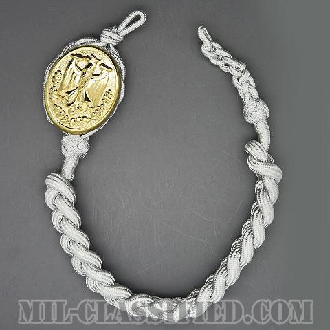 ドイツ連邦共和国軍 射撃技術章 (ゴールド)(German Armed Forces Badge for Weapons Proficiency, Gold)[カラー/バッジ(ランヤード/飾緒)]の画像